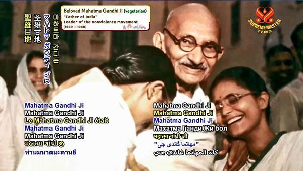 Selection From Mahatma Gandhi Jis Book Pathway To God